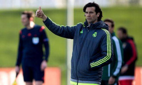 "Real Madrid, Solari: ""Nessun rinforzo per gennaio"""