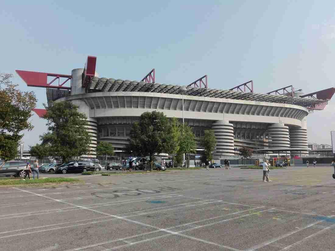 San Siro - Inter, Milan EuropaCalcio by Alessandro C.