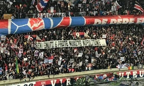 PSG – NAPOLI la paura fa 38!!