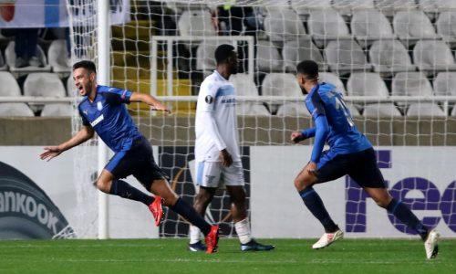 Europa League, sconfitta indolore per la Lazio