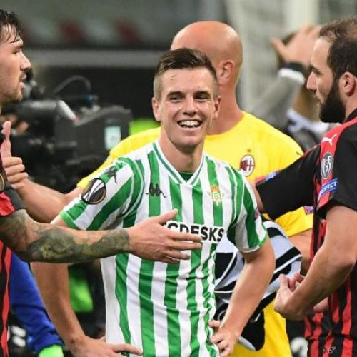 Betis, riscattato Lo Celso