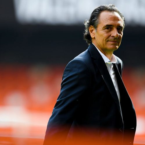 """Prandelli: """"Italia? Mancini sta facendo un lavoro memorabile"""""""