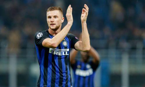 "Skriniar: ""Inter grande club, se restassi qui per quindici anni…"""