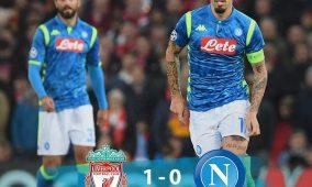Napoli e la maledizione del primo posto o dell'ultimo gol?