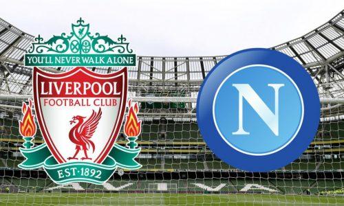 Liverpool Napoli: big match fondamentale ad Anfield