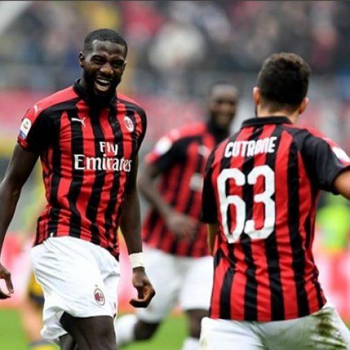 """Mercato Milan – Bakayoko, l'agente: """"Sta lasciando il segno a centrocampo. Riscatto del Milan? A fine anno tireremo le somme"""""""