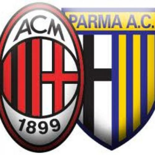 14° giornata di Serie A. Milan-Parma finisce 2-1