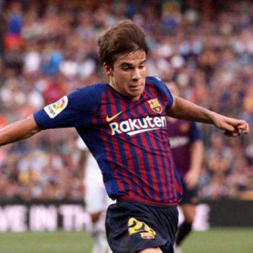 Barcellona, esordio con assist per Riqui Puig