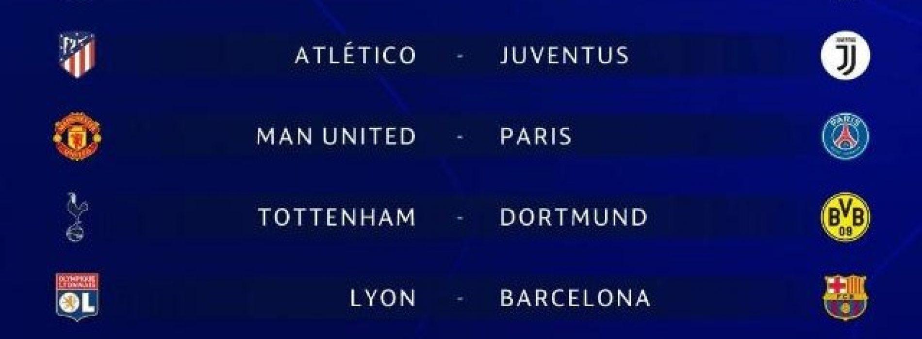 Bentornata Champions: si parte con Roma – Porto e United – Psg
