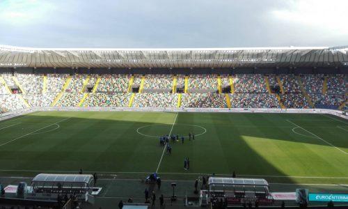 Udinese – Atalanta: formazioni ufficiali