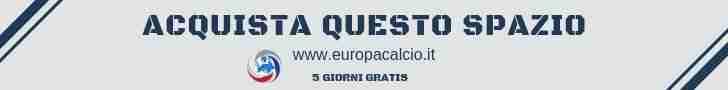 Acquista lo spazio su EuropaCalcio