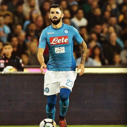 """Napoli agente Hysaj: """"Vogliamo andare via, forse all'estero"""""""