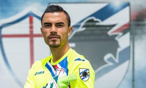 """Sampdoria, Audero: """"Cristiano Ronaldo ha alzato l'asticella"""""""