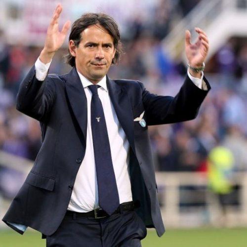 """Cagliari-Lazio 1-2, Inzaghi: """"Un piacere vedere questi ragazzi giocare"""""""