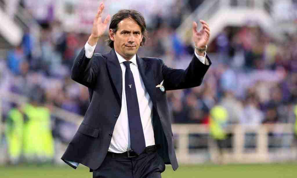 Inzaghi Lazio rinnovo
