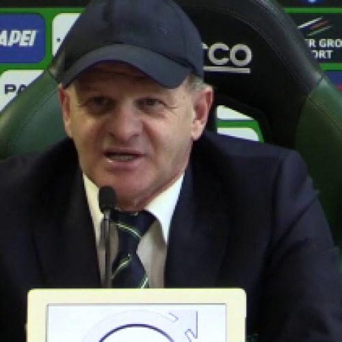"""Serie A, Roma-Empoli 2-1, Iachini: """"Siamo stati poco incisivi, ma la prestazione mi è piaciuta"""""""