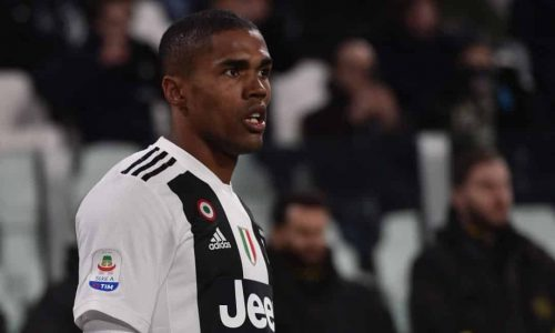 Juventus, l'Inter pensa a Douglas Costa