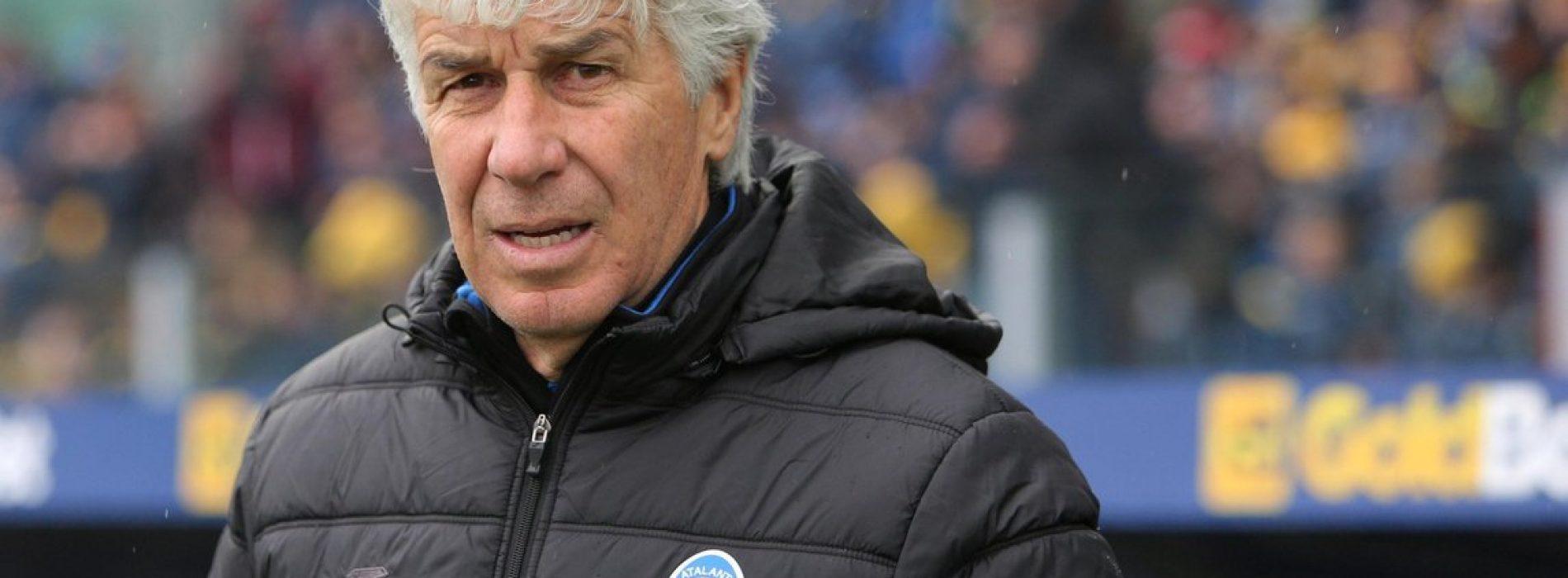 """Atalanta, Gasperini:""""Champions? Possiamo andarci"""""""