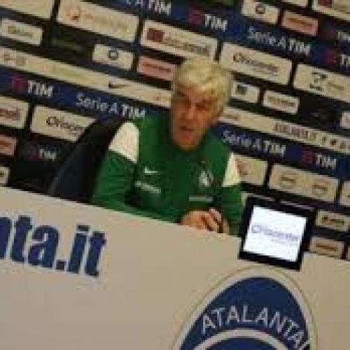 Atalanta Milan, la conferenza stampa di Gasperini
