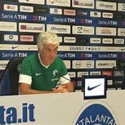 Atalanta Verona, la conferenza stampa di Gasperini