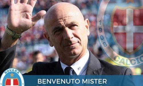 Giuseppe Sannino è il nuovo allenatore del Novara