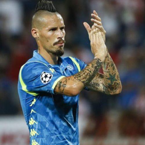 """Napoli, Hamsik apre al ritorno: """"Non lo escludo. In Cina mi sono abituato"""""""