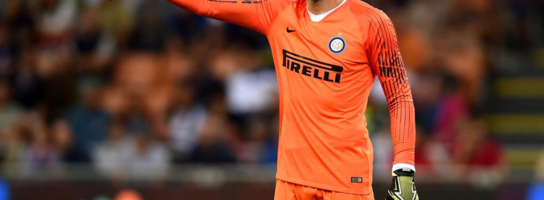 Inter, Handanovic è vicino al rientro: con la Juventus ci sarà