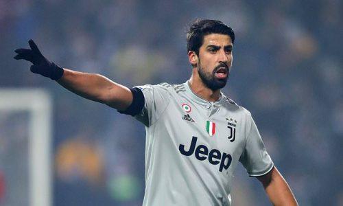 Juventus, stagione finita per Khedira. Il ginocchio è da operare