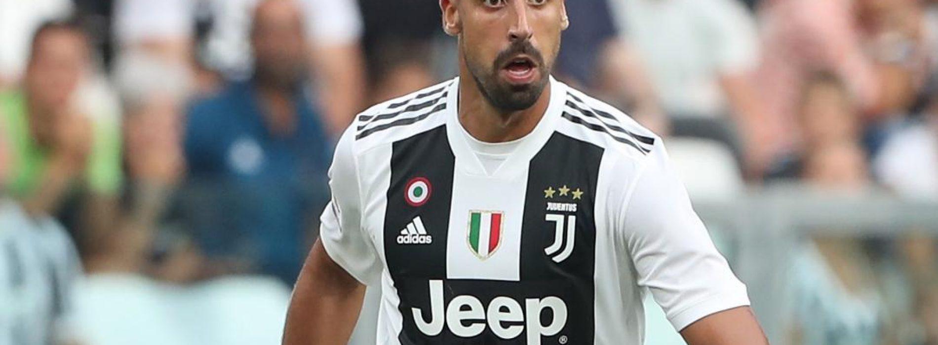 Juventus, Khedira ha conquistato Sarri: ora può restare
