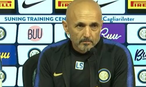 """Inter, Spalletti: """"Domani gara importantissima, su Allegri e Icardi…"""""""