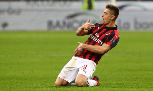 """Milan, Piatek l'ambizioso: """"Quando cambierò squadra voglio valere 60-70 milioni"""""""