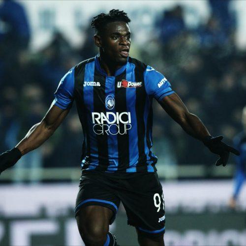 Duvan Zapata, l'Atalanta punta ad averlo in Champions
