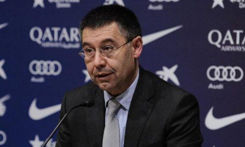 """Barcellona, Bartomeu: """"Vedo il ritiro di Messi con noi. Pjanic, Lautaro…"""""""