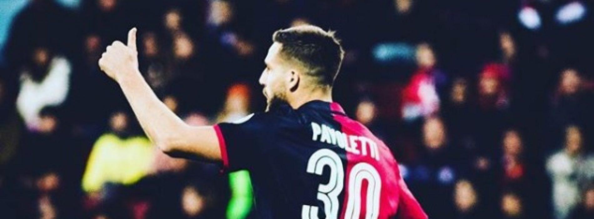 """Cagliari Pavoletti infortunio: """"Scherzavo con Cigarini. Nessuna scazzottata con Birsa"""""""