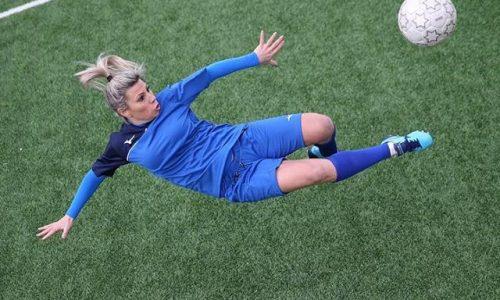 Esclusiva EC: Simona Sodini, una ragazza tutto calcio e famiglia