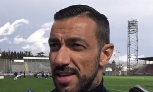 """Sampdoria, Quagliarella: """"Bella soddisfazione. Segreto? Non c'è"""""""