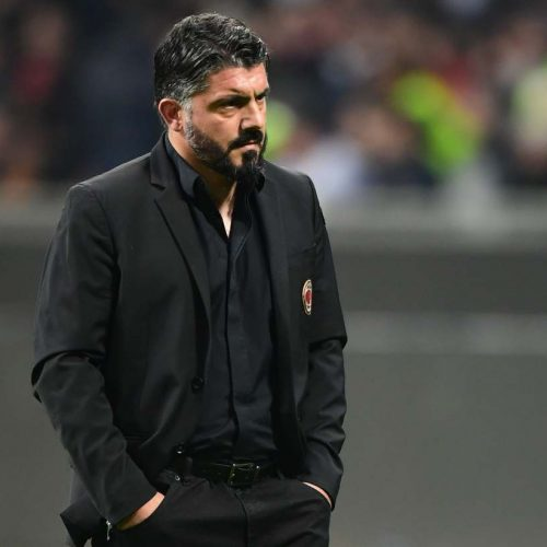 """Napoli, Gattuso: """"Troppi alti e bassi, bisogna crescere. Oggi ci è andata bene"""""""