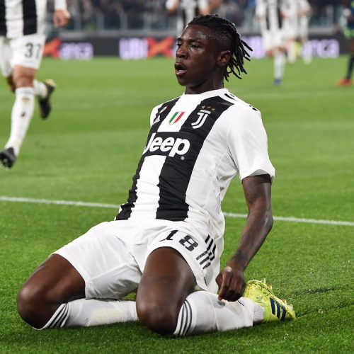 Mercato Juventus, Kean può rinnovare fino al 2024