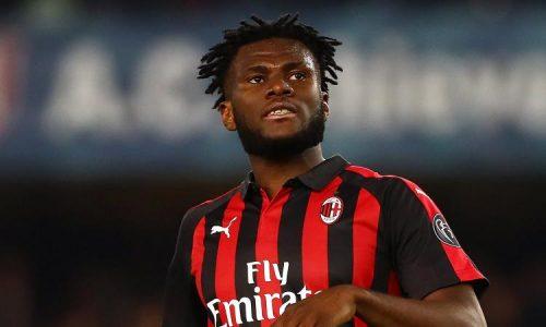 Serie A, Milan-Lazio 1-0, Kessiè di rigore e il Milan torna quarto