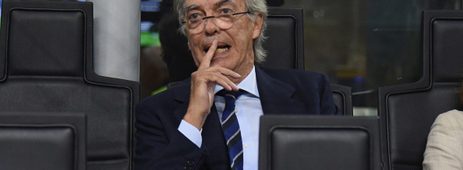 """Moratti Inter Zaniolo: """"Vorrei vederlo in nerazzurro insieme a Dzeko"""""""