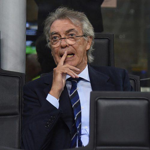"""Inter Moratti: """"Milito da record. Grazie a Mourinho per la fiducia che ha dato"""""""