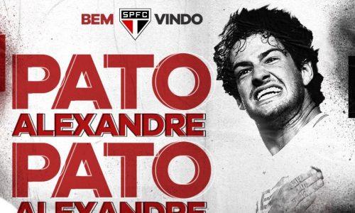 Ufficiale: Pato riparte dal Brasile, firma con il San Paolo