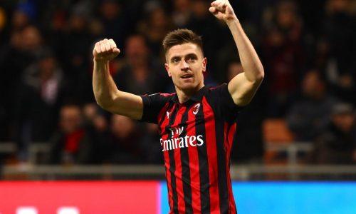 """Milan, Piatek: """"Sto meglio, posso segnare come l'anno scorso. Gattuso e Pioli…"""""""