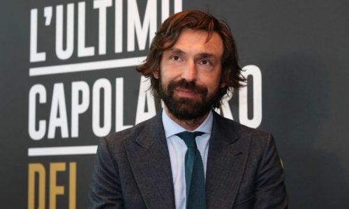 Juventus, Pirlo può tornare alla guida della squadra Under 23