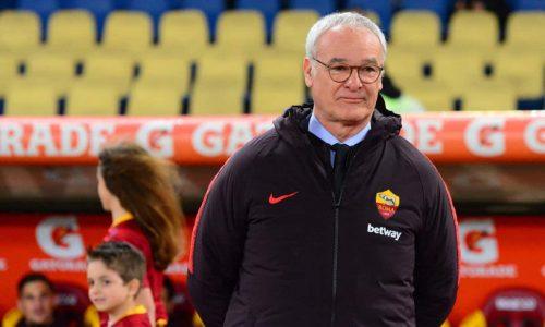 """Genoa-Roma 1-1, Ranieri: """"Bravo il Genoa a non mollare mai"""""""