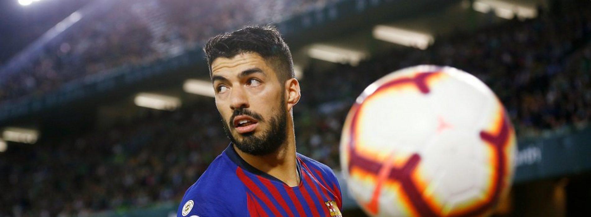 Mercato Barcellona Suarez ko per 4 mesi: ecco i papabili sostituti