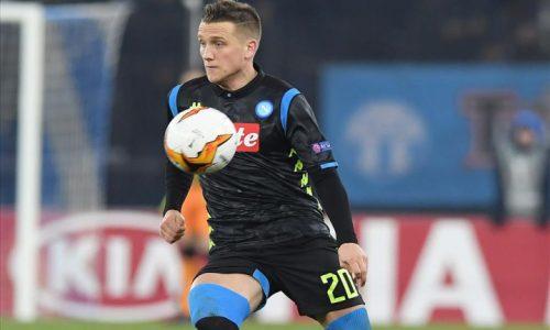 "Zielinski: ""Sarri alla Juve? Se mi chiama non rispondo…"""