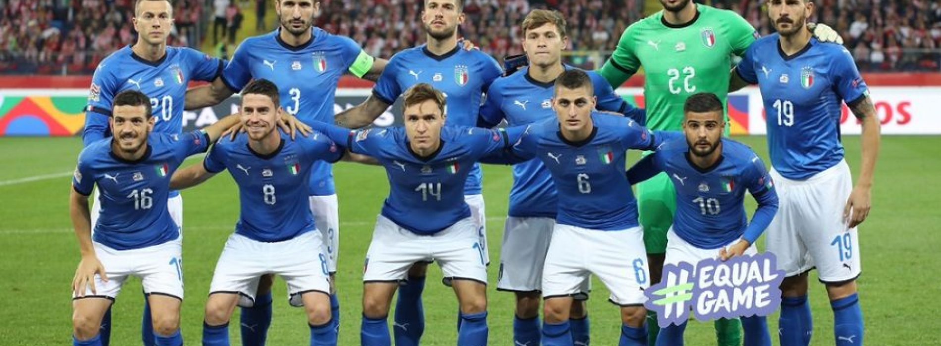L'Italia soffre ma vince ancora: in Armenia è 1-3 firmato Belotti-Pellegrini