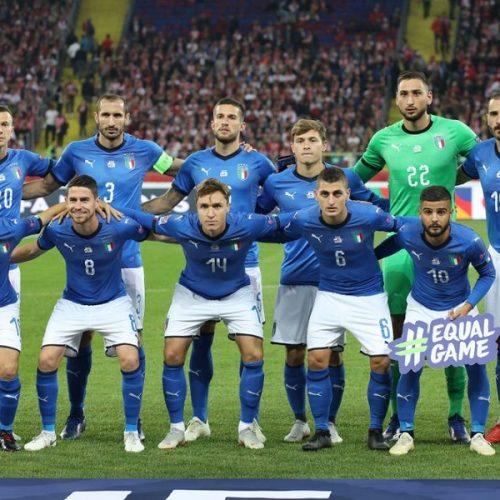 Euro2020, Bosnia-Italia 0-3: record di vittorie per Mancini
