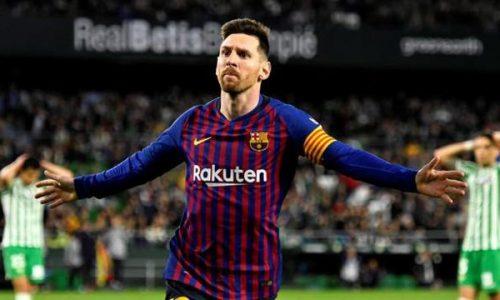 Messi show e il Barcellona vede la finale: 3-0 al Liverpool al Camp Nou